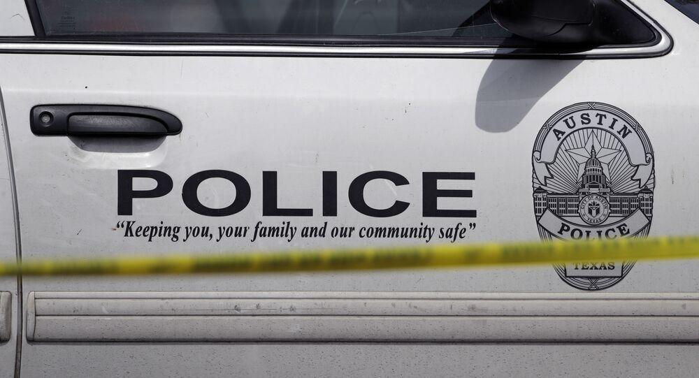 Austin Police Car, Texas