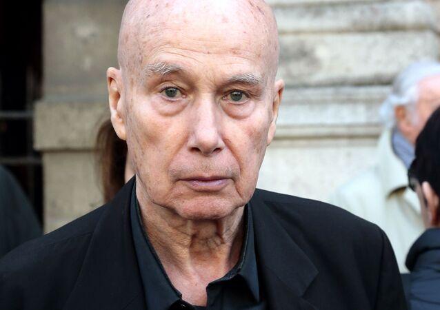 French writer Gabriel Matzneff