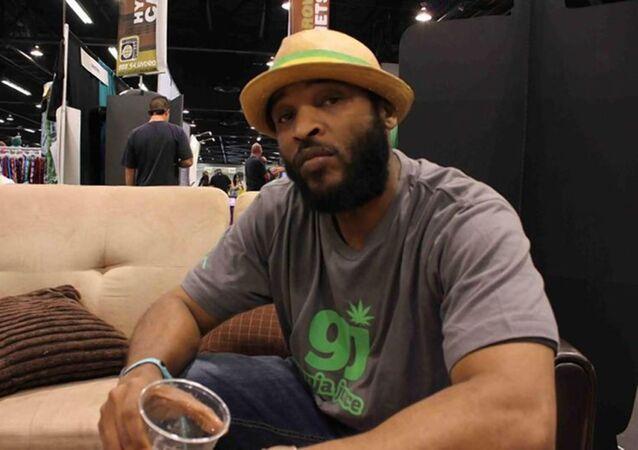 Andre Johnson, aka Christ Bearer