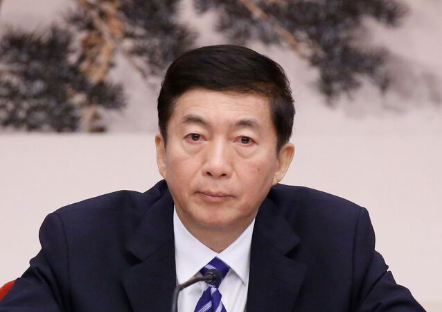 Communist Party Secretary of Shanxi province Luo Huining