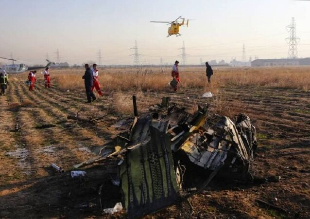Iran Ukraine Plane Crash