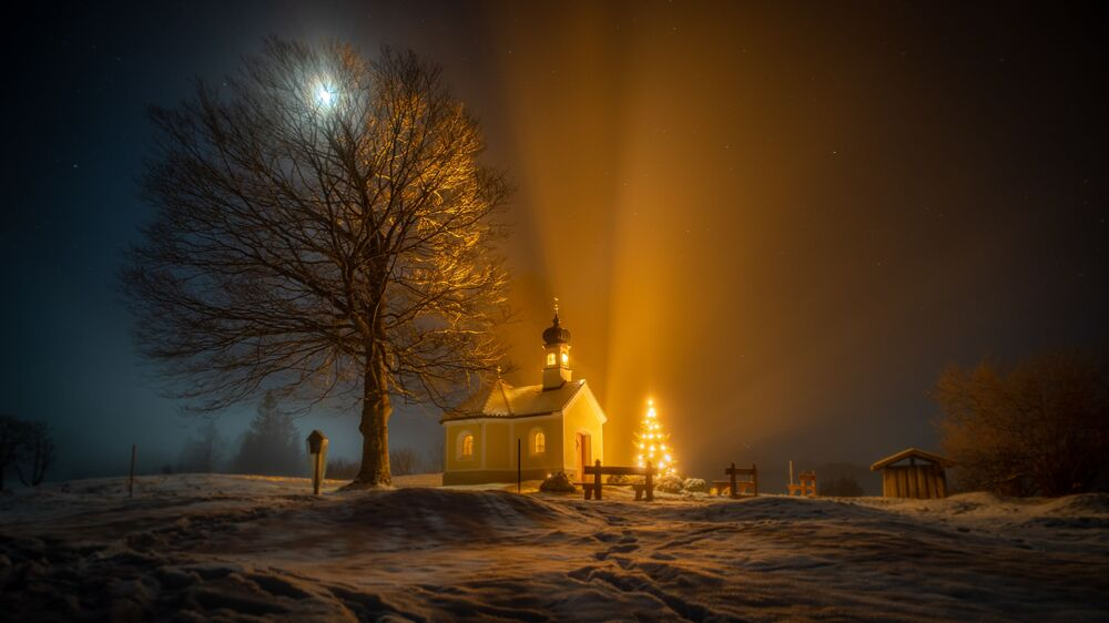 Christmas and the magic of Winter