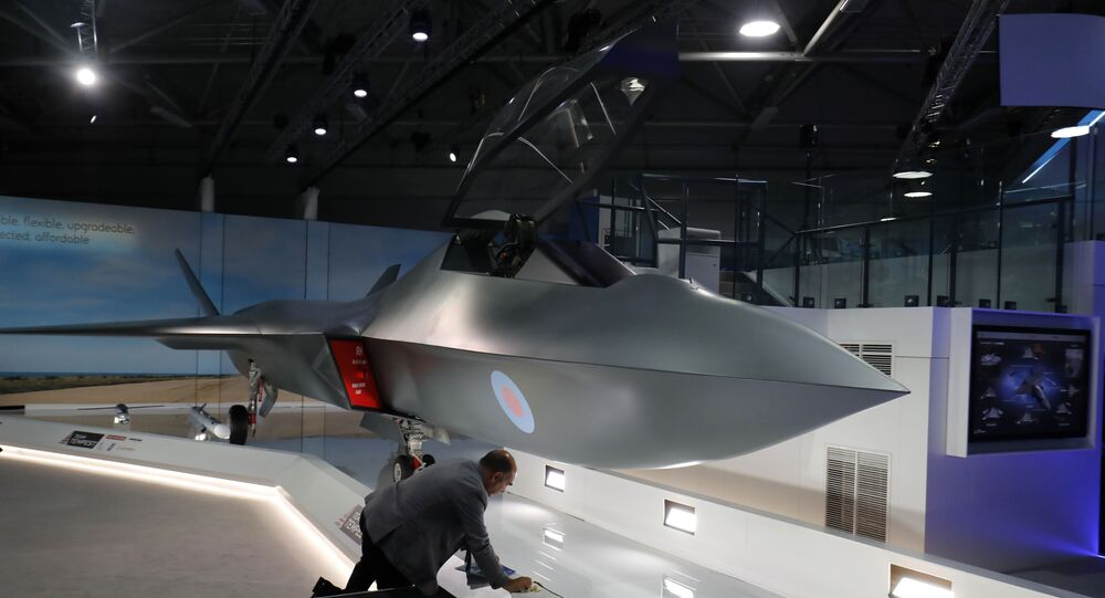 New Tempest fighter jet