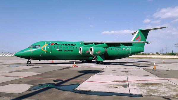 Armenia Airways plane - Sputnik International