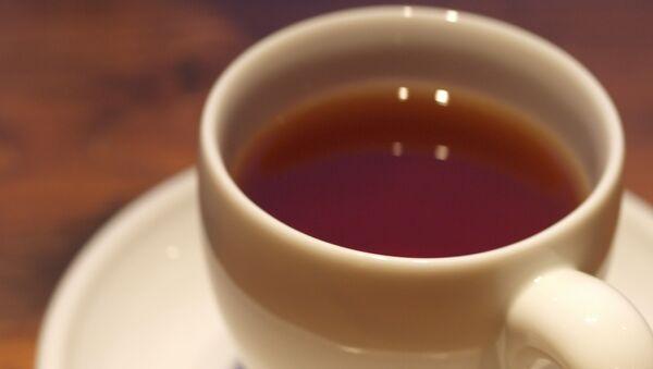 A cup of tea - Sputnik International