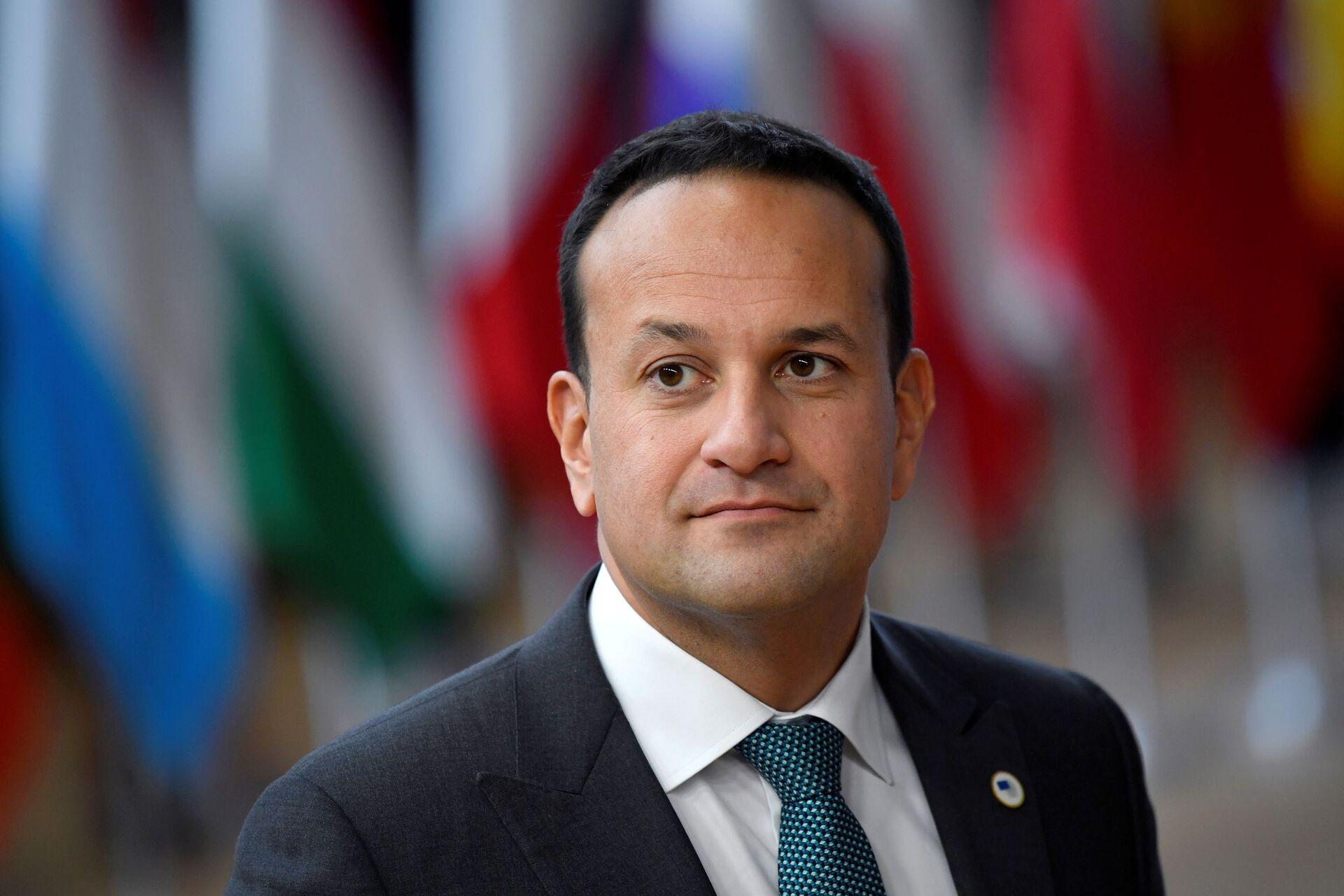 Ireland's Prime Minister (Taoiseach) Leo Varadkar  - Sputnik International, 1920, 07.09.2021