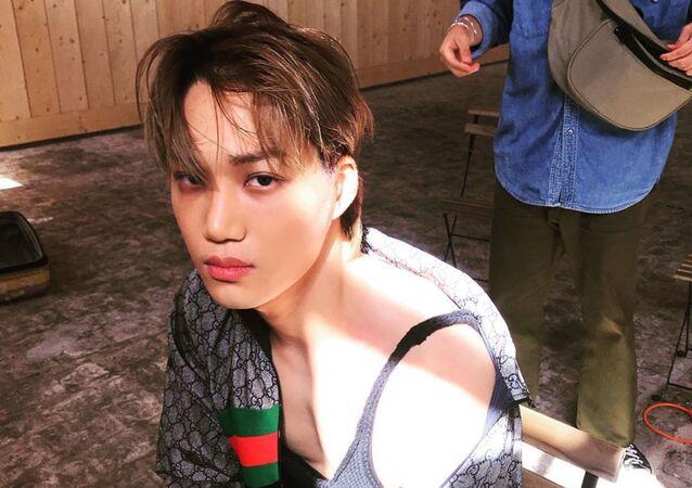 EXO main dancer Kai