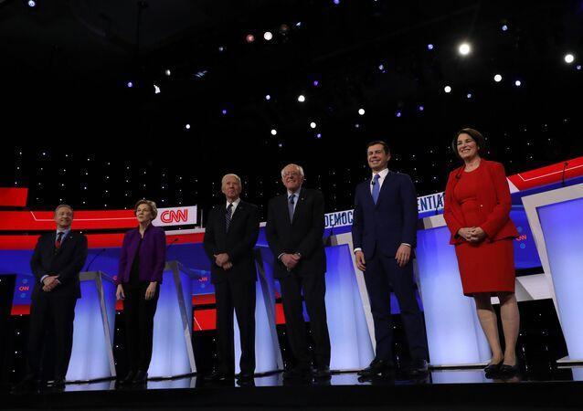 Democratic 2020 U.S. presidential candidates