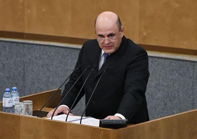 Mikhail Vladimirovich Mishustin