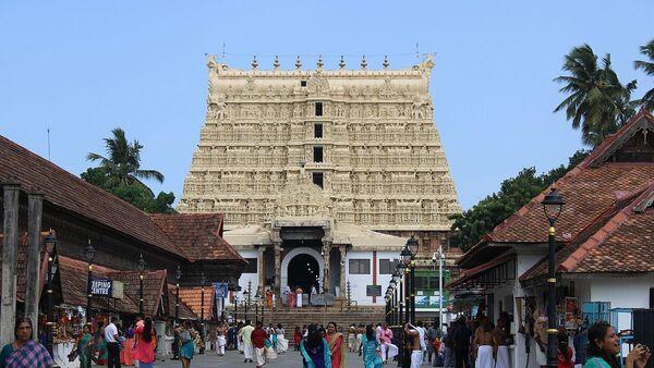 Kerala, India, Padmanabhaswamy Temple - Sputnik International