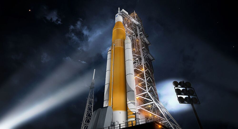 The Space Launch System (SLS)