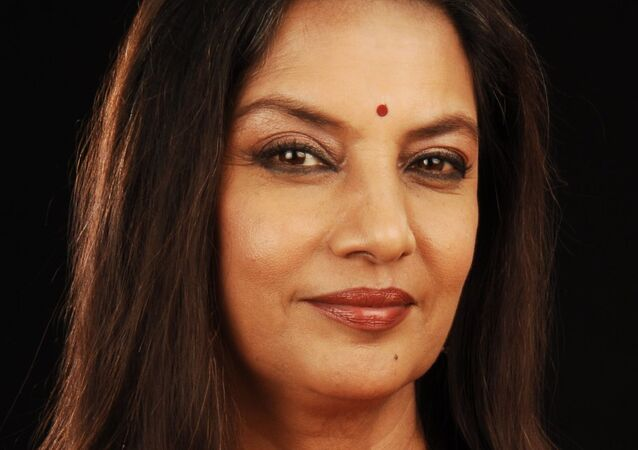 Shabana Azmi in 2009