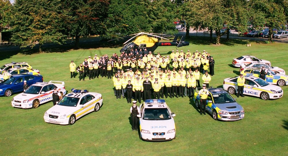 North, West, South Yorkshire, Humberside And Durham Police Forces & Yorkshire and Humber Regional RPU