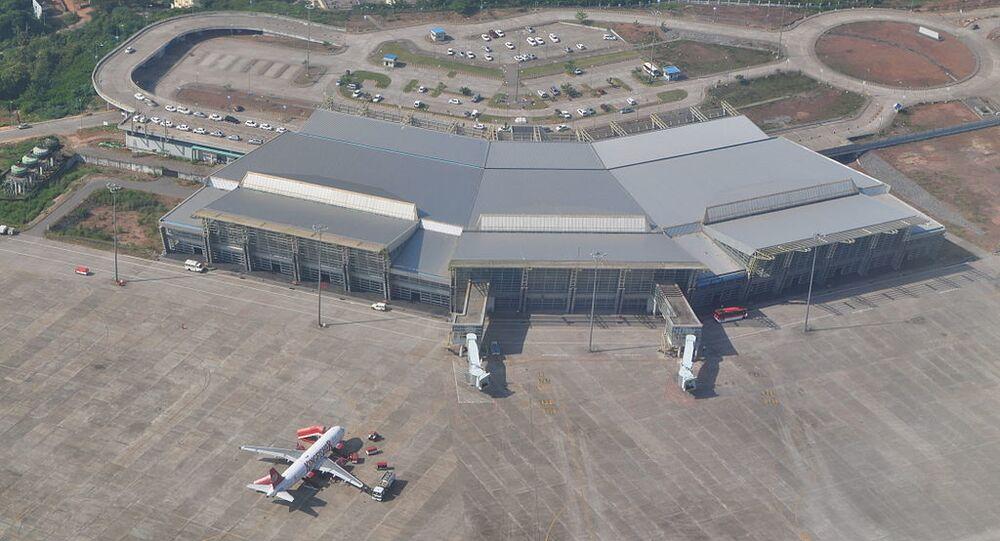 Mangalore Airport terminal