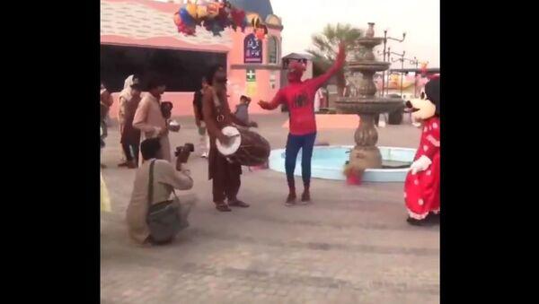 Spider-Man in Pakistan - Sputnik International