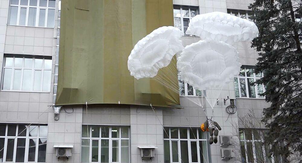 Parachute Shans