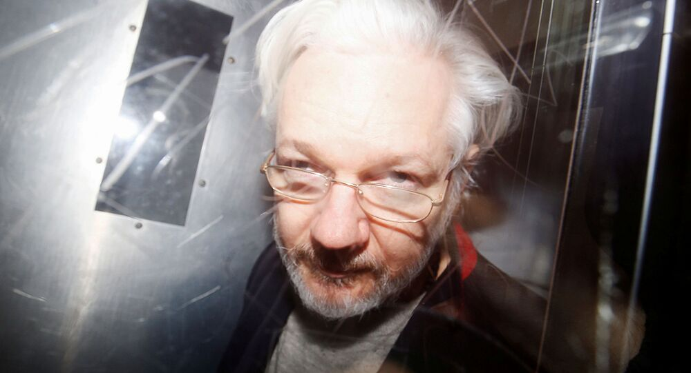 WikiLeaks' founder Julian Assange leaves Westminster Magistrates Court in London, Britain January 13, 2020