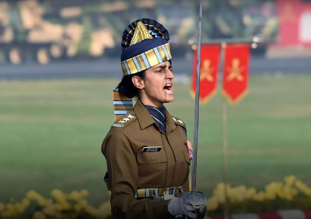 Meet Tania Shergill: India's fourth generation Army officer