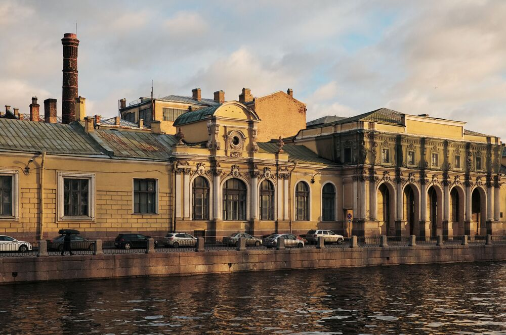 Russia's Venice: Breathtaking Views of St. Petersburg