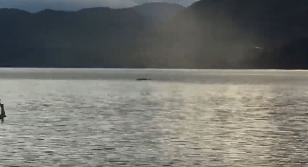 Ogopogo lake monster reportedly spotted in Canada's British Columbia