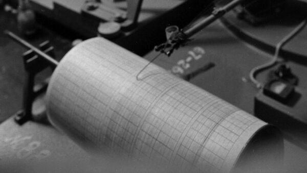 Seismograph - Sputnik International