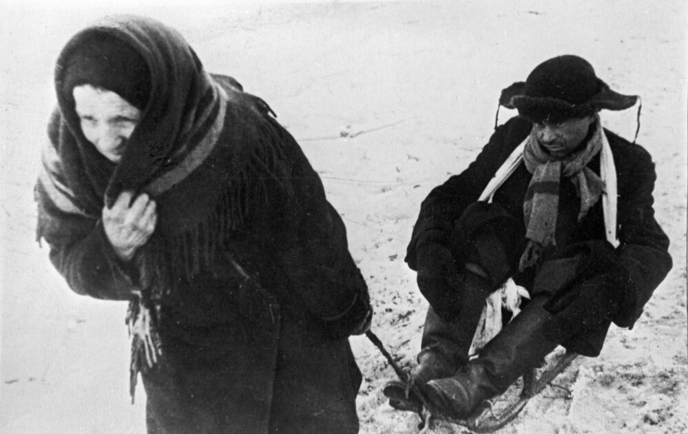 Russia Marks the 75th Anniversary of the 872-Day Nazi Siege of Leningrad