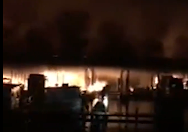 Eight Dead After 'Horrible' Fire Consumes Boats Moored at US Dock
