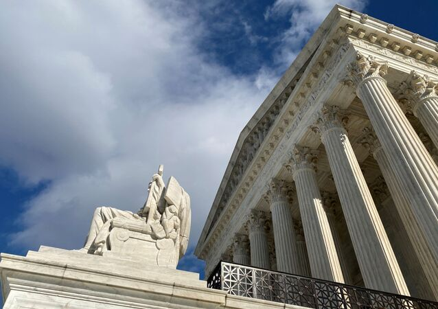 The U.S. Supreme Court building is seen in Washington, U.S., January 21, 2020.