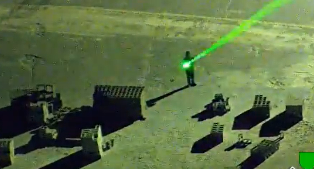 US Man Arrested for Pointing Lasers at Planes Landing at Florida Airport