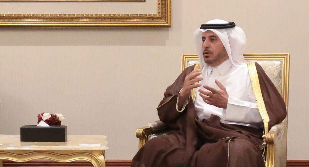 Abdullah Bin Nasser Bin Khalifa Al Thani