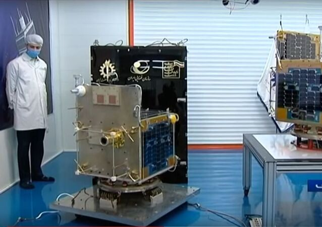 Iran made Zafar 1 & Zafar 2 imaging satellites, Science & Technology university