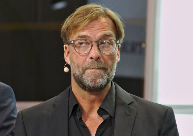 Jürgen Klopp at IAA 2019