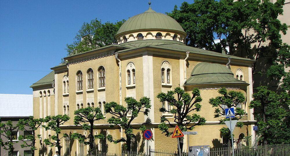 Turku Jewish Synagogue, Finland