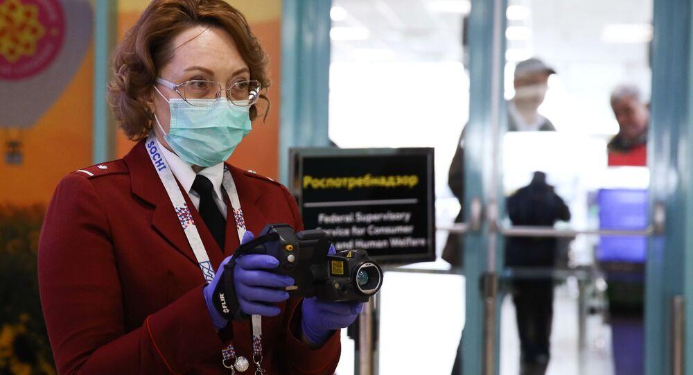Quarantine Office, Russia