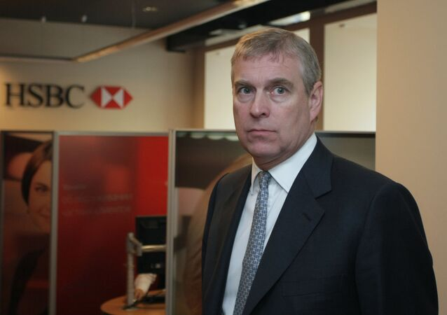 His Royal Highness Prince Andrew, Duke of York