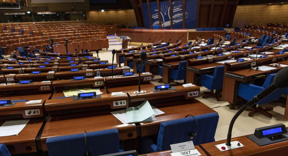 The winter session of the Parliamentary Assembly of the Council of Europe (PACE) which started in Strasbourg on Monday, 27 January 2020