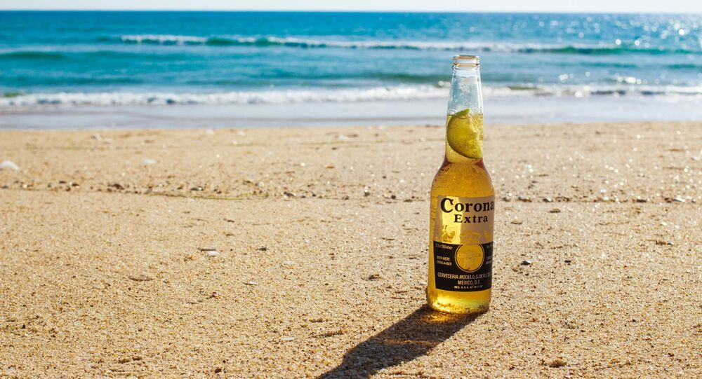 Corona stops beer production