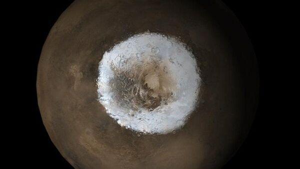 Mars pole  - Sputnik International