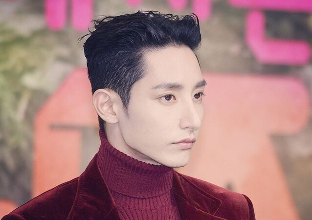 South Korean actor Lee Soo-hyuk