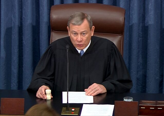 Chief Justice of the United States John Roberts