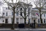 Russia's Embassy in the United Kingdom