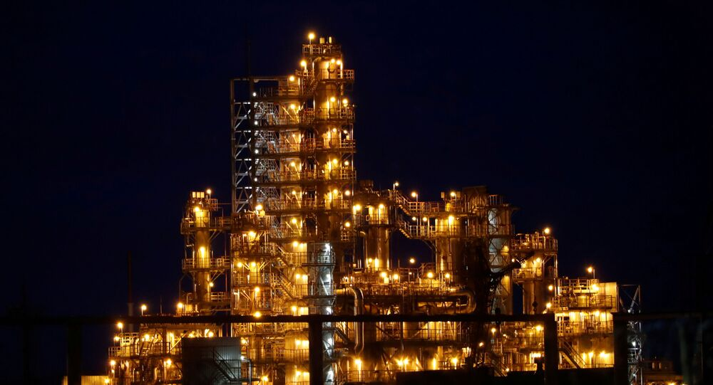 Joint stock company Mozyr Oil Refinery is pictured near the town of Mozyr, Belarus January 4, 2020.
