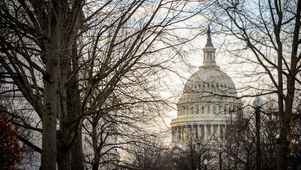 The dome of the U.S. Capitol - Sputnik International