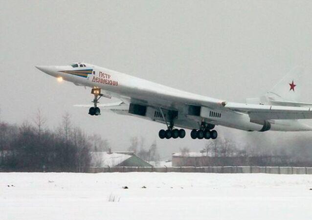 Tu-160M Bomber