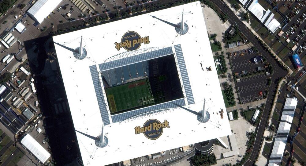 Overview of Hard Rock Stadium