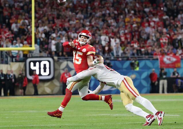 NFL Football - Super Bowl LIV - Kansas City Chiefs v San Francisco 49ers - Hard Rock Stadium, Miami, Florida