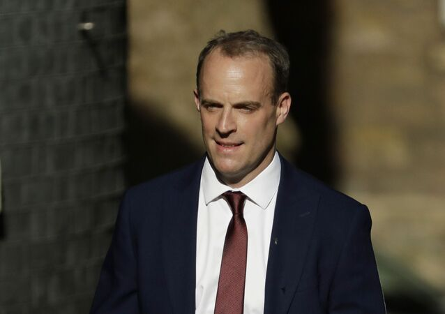 Conservative lawmaker Dominic Raab