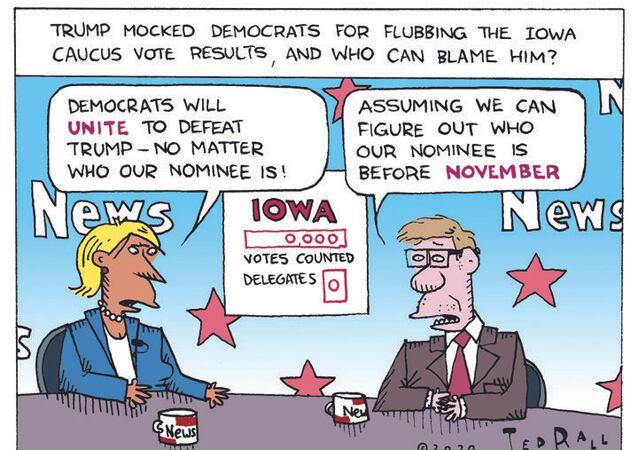 Iowan Imbroglio