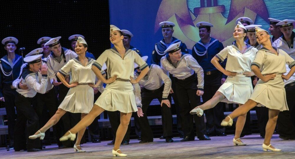 The Song and Dance Ensemble of the Northern Fleet