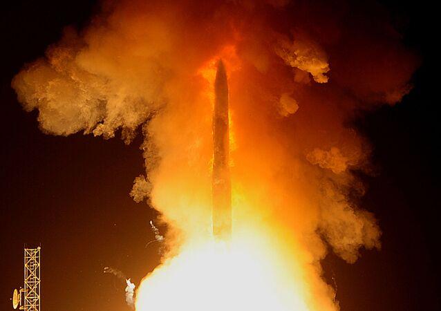LGM-30G Minuteman III